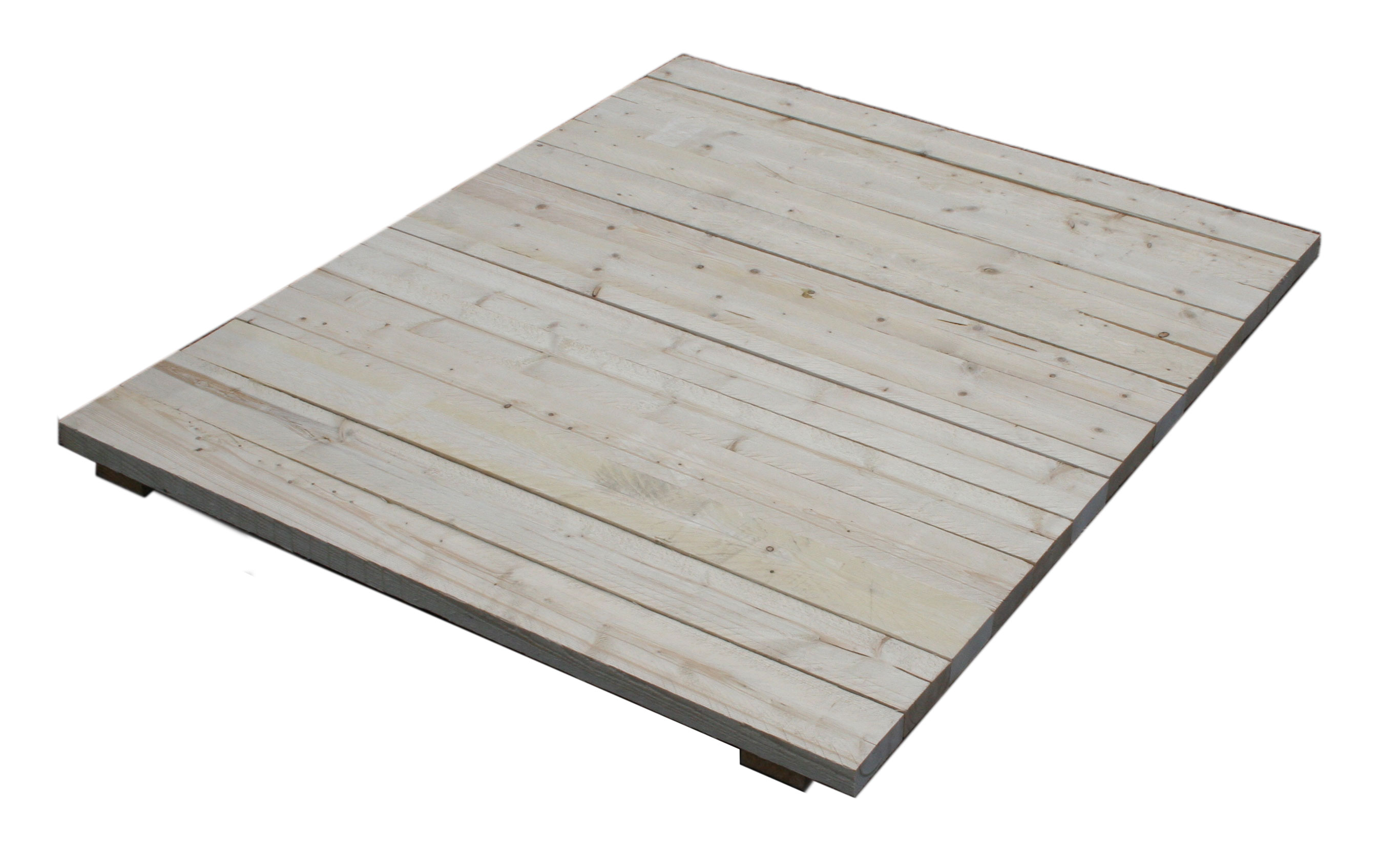 Timber decking closed board 32mm thick external tanalised for Timber decking thickness