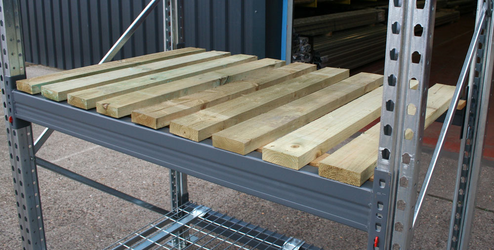 Timber Decking Open Board 32mm Thick – External
