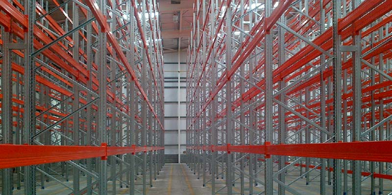 Pallet Racking (Standard, Medium And Heavy Duty)